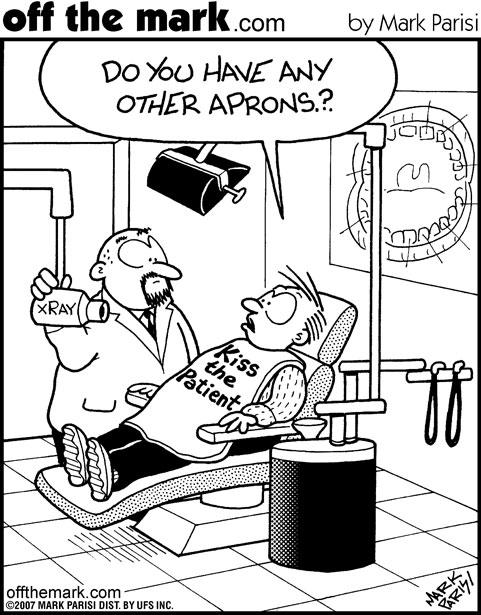 Kiss the Patient Comic