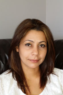 Silvia, hygenist at Tappuni Dental, Thornhill dentist