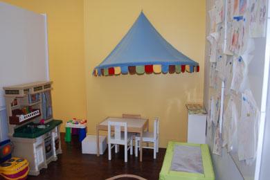 Tappuni Dental Child Playroom